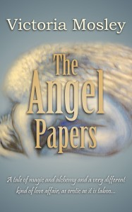Victoria Mosley - Angel Papers - Kindle Cover