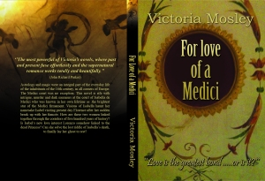 Victoria Mosley - For Love of a Medici - Full Preview