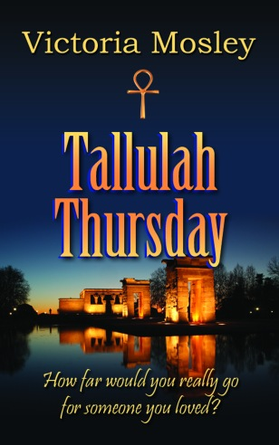 Victoria Mosley - TallulahThursday - Book Cover Layout - Kindle Cover