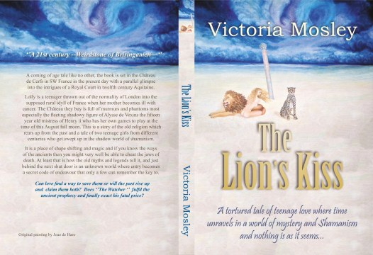 Victoria Mosley - The Lion's Kiss - Full Preview