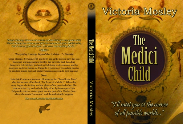 Victoria Mosley - The Medici Child - Full Preview