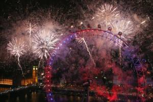 London+fireworks