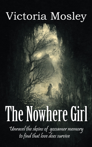 Victoria Mosley - The Nowhere Girl - Kindle Cover