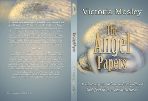 Victoria Mosley - The Angel Papers - Final Cover