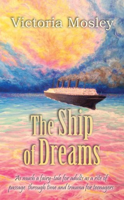 Kindle Cover The Ship of Dreams