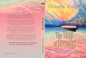 Victoria Mosley - The Ship of Dreams - Full Preview
