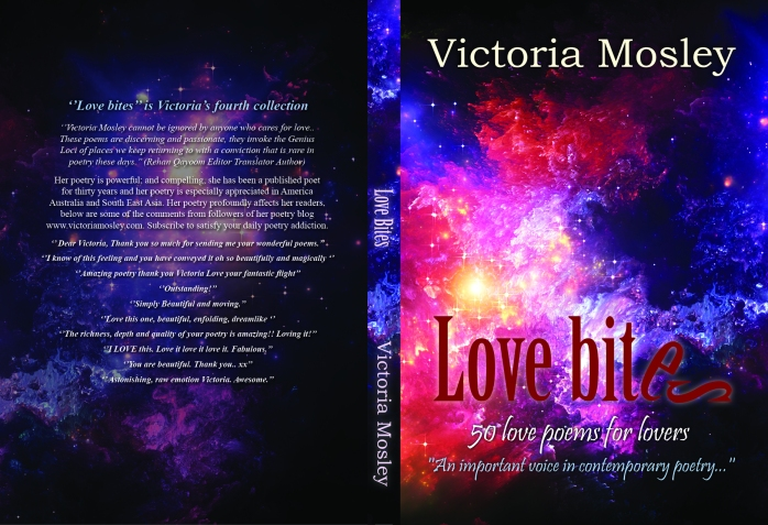 Victoria Mosley - Love Bites - Full Preview 2