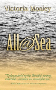 Victoria Mosley - All @ Sea - Book Cover Kindle