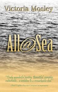 Victoria Mosley - All @ Sea - Book Cover Kindle