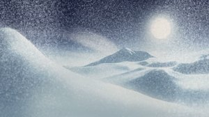 moon-snow